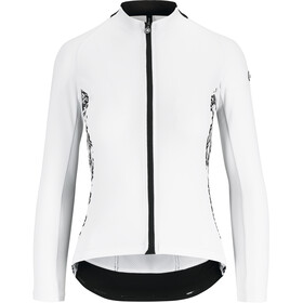 assos UMA GT Longsleeve Zomer jersey Dames, holy white